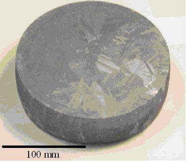 「デンドライト利用キャスト成長法」により成長した 高品質・高均質Siバルク多結晶の概観